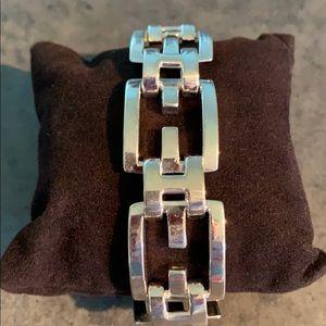 Hermès H Poulie Bracelet